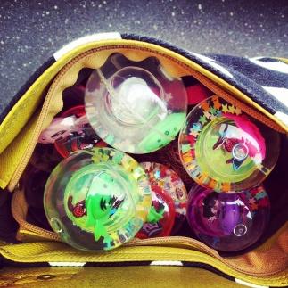 Balls for poi